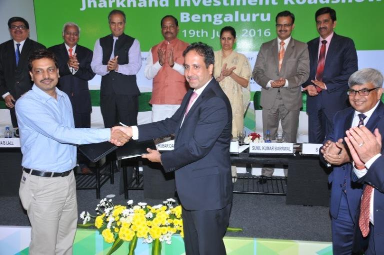Jharkhand Investment Roadshow Bengluru pic 2