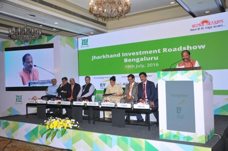 Jharkhand Investment Roadshow Bengluru pic 4