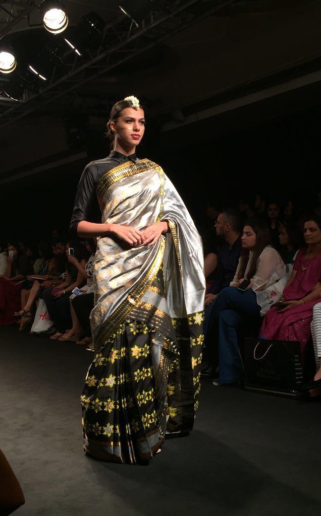 6 Degree presents Designer Sanjukta Dutta's collection