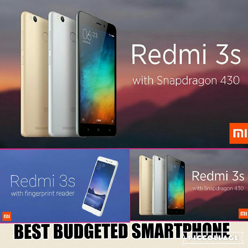 Info Harga Xiaomi Redmi 3s Ram 3 32gb Update 2018 Revo Fit Raving Red Bantul And The Prime Featuring New Snapdragon 430 Chipset