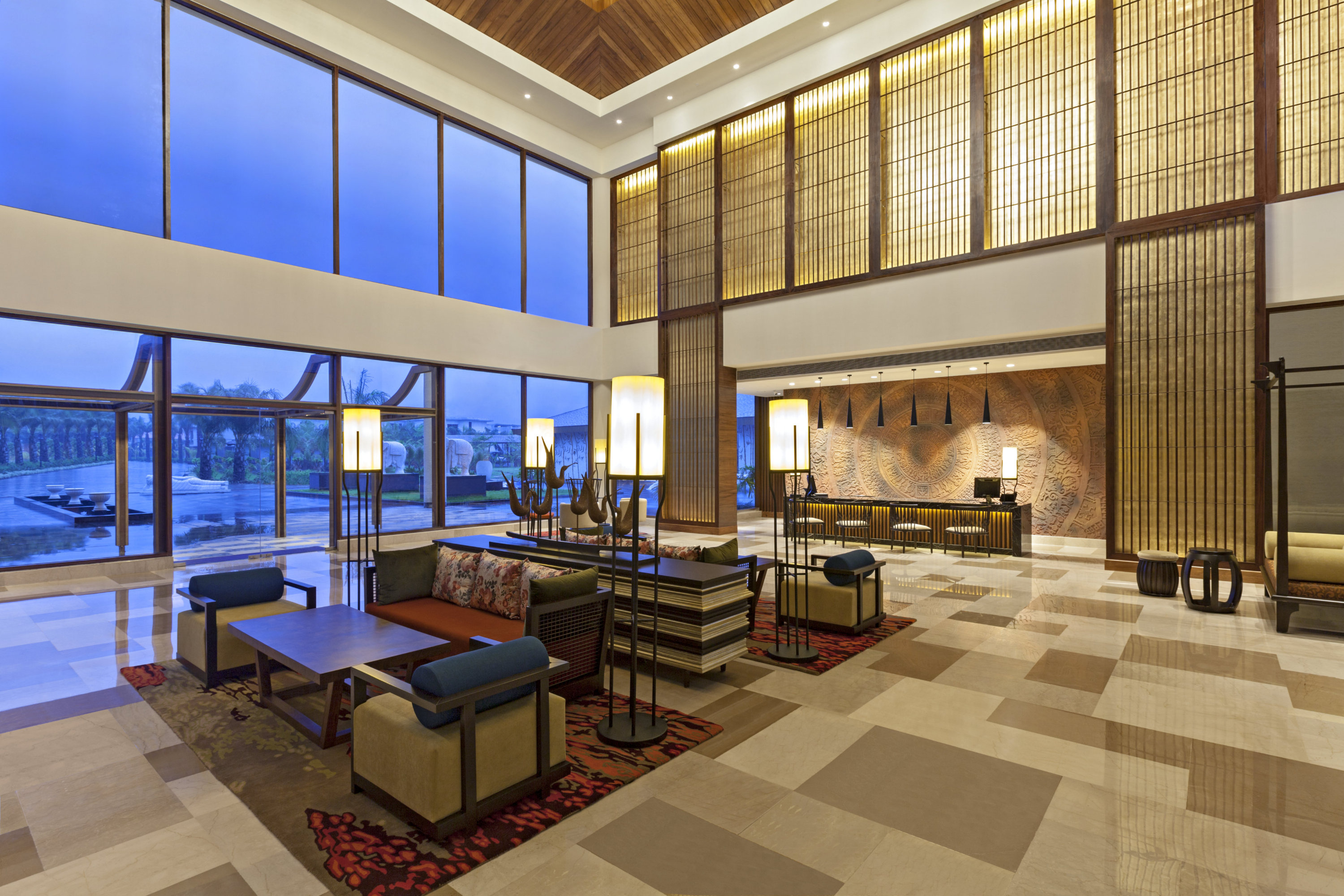 Karjat India  city photos gallery : ... Blu opens its first Resort and Spa in Karjat, India – brandturks