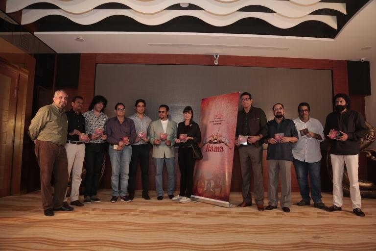 Poster Launch,Music Launch & Traier Launch of Mahayodha Rama