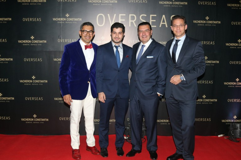 l-r-rishab-suresh-and-ali-kochara-along-with-mr-juan-carlos-torres-and-alexander-schmiedt-at-vacheron-constantins-overseas-collection-launch-in-mumbai