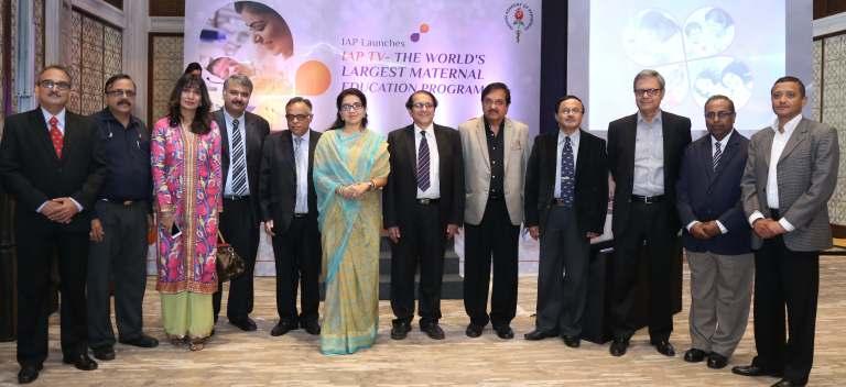 From L to R: Dr Uday Pai, Dr S S Kamath, Dr Rishma Pai, Dr Jaydeep Tank, Dr Anupama Sachdeva, Ms Shaina N C, Dr Pramod Jog, Dr Bakul Parekh, Dr Ranjan Pejaver, Mr Rajeev Bakshi, Mr Nishit Kumar, Mr Gopala Krishnan