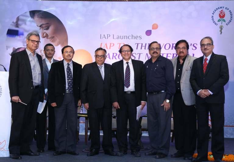 L To R : Mr Rajeev Bakshi, Dr Ranjan Pejaver, Dr Anupam Sachdeva, Dr Pramod Jog