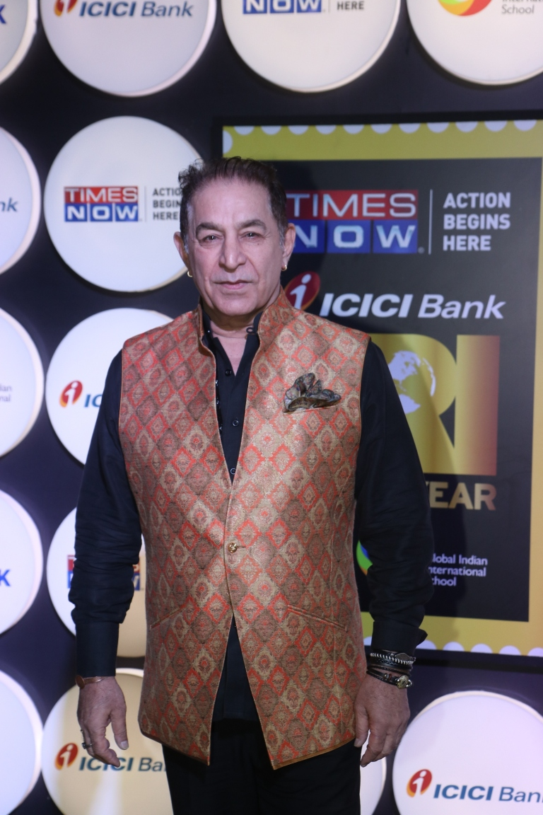 Actor Dalip Tahil was present at NRI of the Year Awards 2017 in Mumbai.jpg