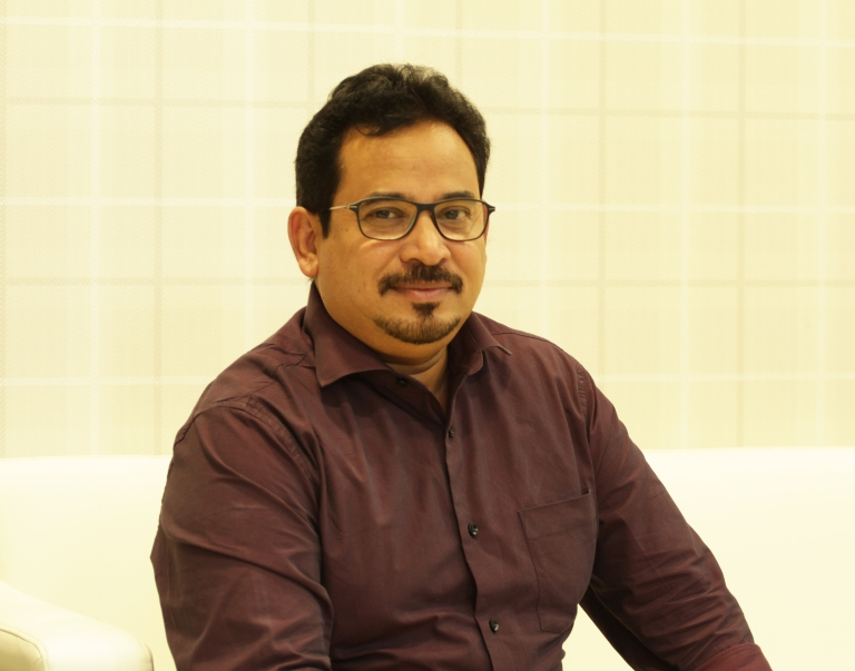 Mr Prabhakar Jampa - Asymmetrique