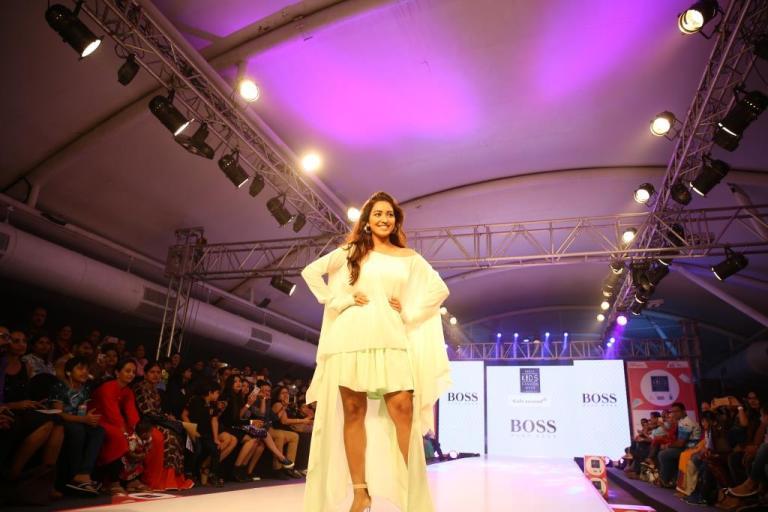 Asha Negi walked the ramp at Season 5 of India Kids Fashion Week Mumbai for Kids Around