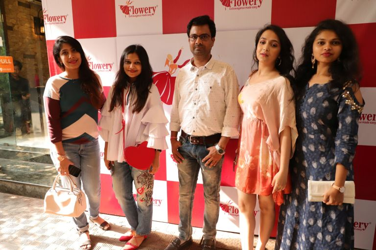 Bloggers at Launch of Flowery Fashions New Collection Launch.JPG