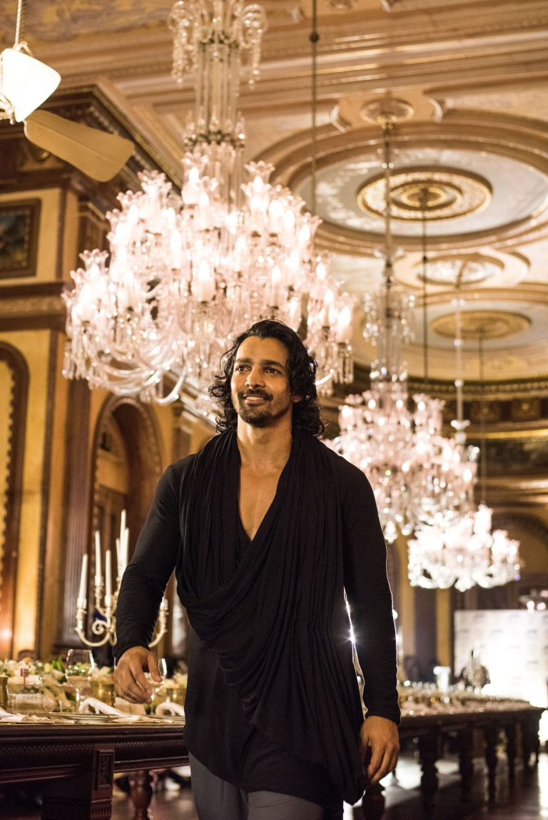 Harshavardhan Rane in Varun Chakkilam Menswear Collection.jpg