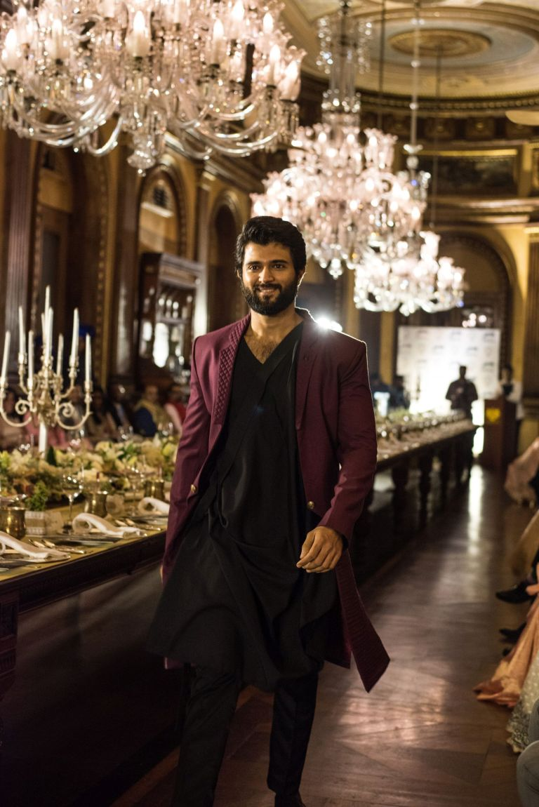 Vijay Deverakonda in Varun Chakkilam Menswear Collection.jpg