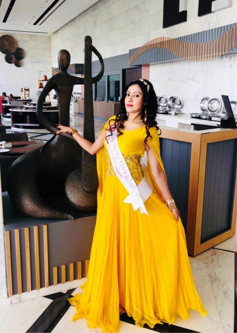 Mrs.Tanisha Roy